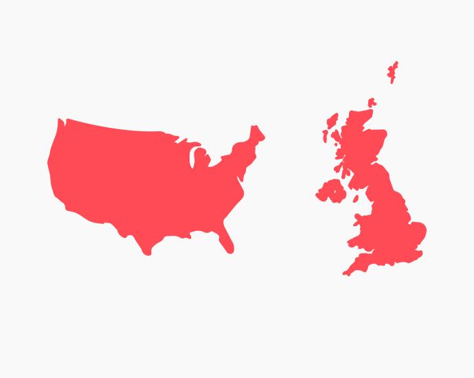 UK & US: Culture vs Entertainment