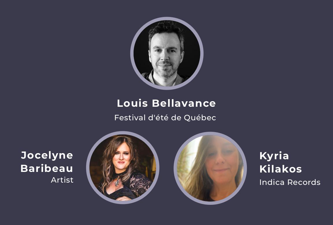 Breakout West + Byta present #HowWeListen: A Conversation about Francophone: Panel 4